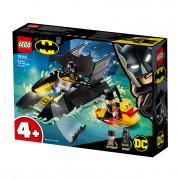 LEGO Super Heroes Urmărirea Pinguinului cu Batboat! (76158)