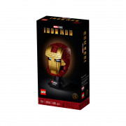LEGO Super Heroes Cască Iron Man (76165)