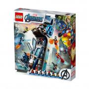 LEGO Super Heroes Lupta din turn a Răzbunătorilor (76166)