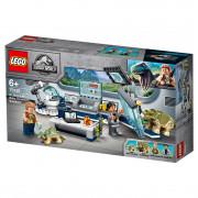 LEGO Jurassic World Laboratorul Dr. Wu: evadarea puilor de dinozaur (75939)