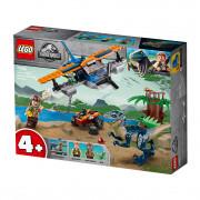 LEGO Jurassic World Velociraptor: misiunea de salvare cu biplanul (75942)