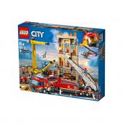 LEGO City Divizia pompierilor din centrul orașului (60216)