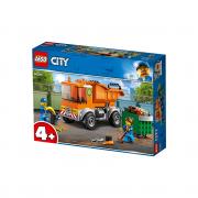LEGO City Camion pentru gunoi (60220)
