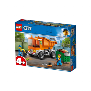 LEGO City Camion pentru gunoi (60220) Cadouri