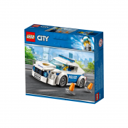 LEGO City Mașină de poliție pentru patrulare (60239)