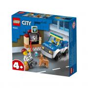 LEGO City Unitate de poliție canină (60241)