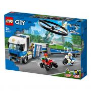 LEGO City Transportul elicopterului de poliție (60244)