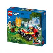 LEGO City Incendiu în pădure (60247)