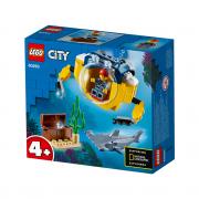 LEGO City Minisubmarin oceanic (60263)