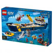 LEGO City Ocean Exploration Ship (60266)