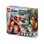 LEGO Super Heroes Iron Man Hulkbuster contra AIM. Agent (76164)