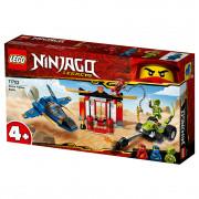 LEGO NINJAGO Întrecere cu Avionul de luptă (71703)
