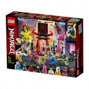LEGO NINJAGO Piața jucătorului (71708)