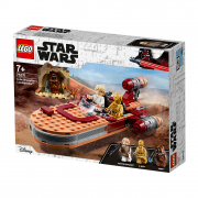 LEGO Star Wars Landspeeder al lui Luke Skywalker (75271)
