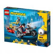 LEGO Minions Urmărire de neoprit cu motocicleta (75549)