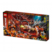 LEGO NINJAGO Dragonul Vrăjitorului Craniu (71721)