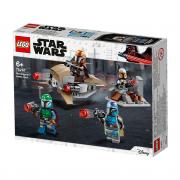 LEGO Star Wars Pachet de lupte Mandalorian (75267)
