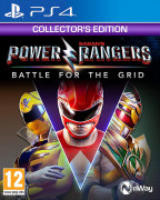 Power Rangers: Battle for The Grid Collector's Edition