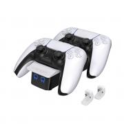 VENOM VS5001 PS5 white double charging station