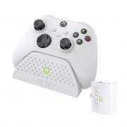 VENOM VS2870 Xbox Series S & X white charging station + 1 acumulator