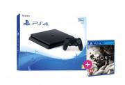 PlayStation 4 (PS4) Slim 500GB + Ghost of Tsushima