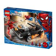 LEGO Super Heroes Omul păianjen și Călărețul fantomă contra Carnage (76173)