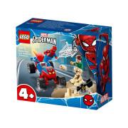LEGO Super Heroes Confruntarea dintre Omul păianjen și Sandman (76172)