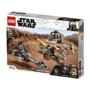 LEGO Star Wars Confruntare pe Tatooine (75299)