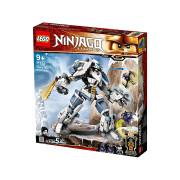 LEGO Ninjago Lupta cu robotul de titan a lui Zane (71738)