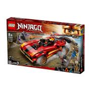 LEGO Ninjago Încărcător Ninja X-1 (71737)
