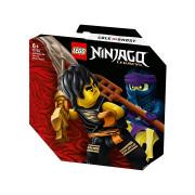 LEGO Ninjago Set de luptă epică - Cole contra Războinicul fantomă (71733)