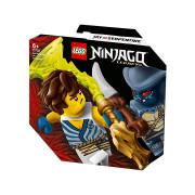 LEGO Ninjago Set de luptă epică - Jay contra Serpentine (71732)