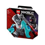 LEGO Ninjago Set de luptă epică - Zane contra Nindroid (71731)