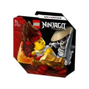LEGO Ninjago Set de luptă epică - Kai contra Skulkin (71730)