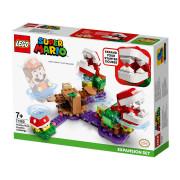 LEGO Super Mario Set de extindere Provocarea Plantei Piranha (71382)