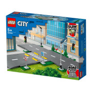 LEGO City Town Plăci de drum (60304)