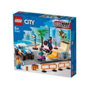 LEGO My City Parc de skateboarding (60290)
