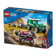 LEGO City Great Vehicles Transportor automobile de curse (60288)
