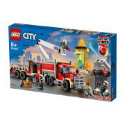 LEGO City Fire Unitatea de comandă a pompierilor (60282)