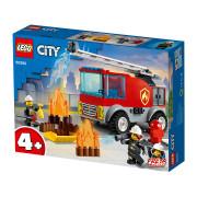 LEGO City Fire Camion de pompieri cu scară (60280)