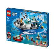 LEGO City Police Navă de patrulare a poliției (60277)