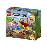 LEGO Minecraft Reciful de corali (21164)