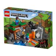 "LEGO Minecraft Mina ""abandonată"" (21166)"