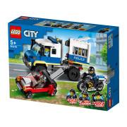 LEGO City Police Transportul prizonierilor poliției (60276)