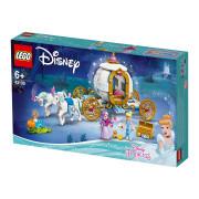 LEGO Disney Princess Trăsura regală a Cenușăresei (43192)