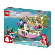 LEGO Disney Princess Barca de festivități a lui Ariel (43191)