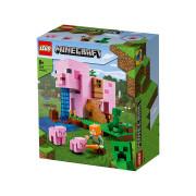 LEGO Minecraft Casa purcelușilor (21170)