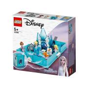 LEGO Disney Princess Aventuri din cartea de povești cu Elsa și Nokk (43189)
