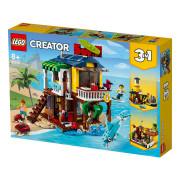 LEGO Creator Casa de pe plajă a surferilor (31118)