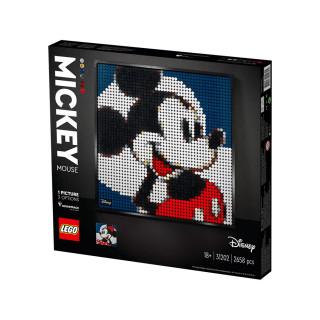 LEGO ART Disney`s Mickey Mouse (31202) Cadouri